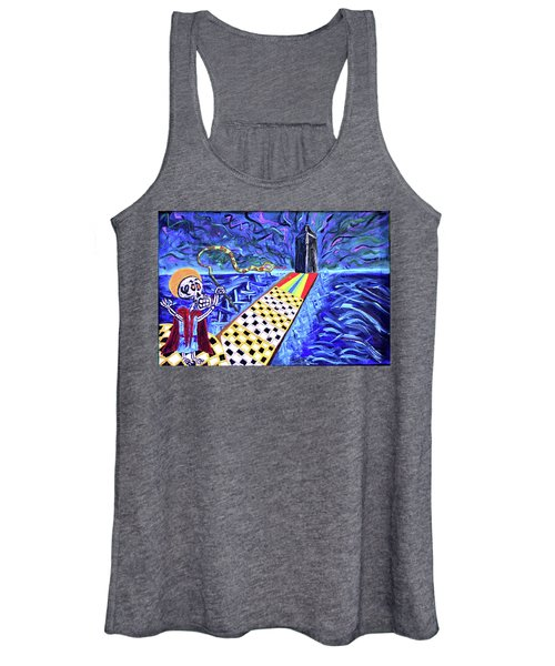 Moooshe And The Red Sea Women's Tank Top