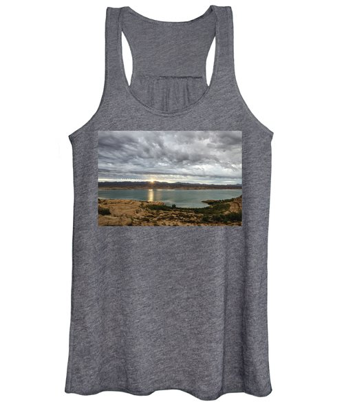 Morning After The Storm Women's Tank Top
