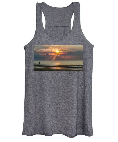Morning Break Women's Tank Top