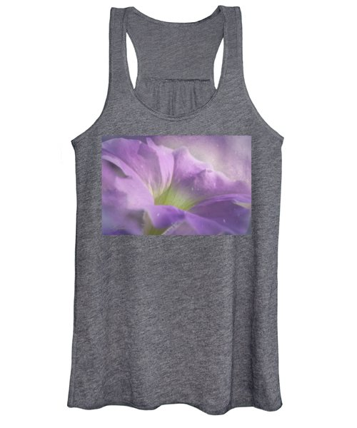 Morning Glory Women's Tank Top