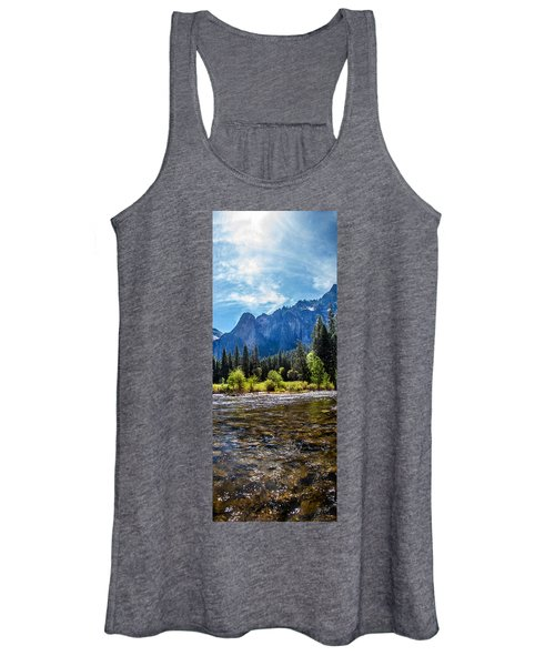 Morning Inspirations 3 Of 3 Women's Tank Top