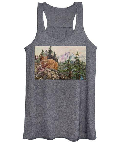 Morning Lynx Women's Tank Top