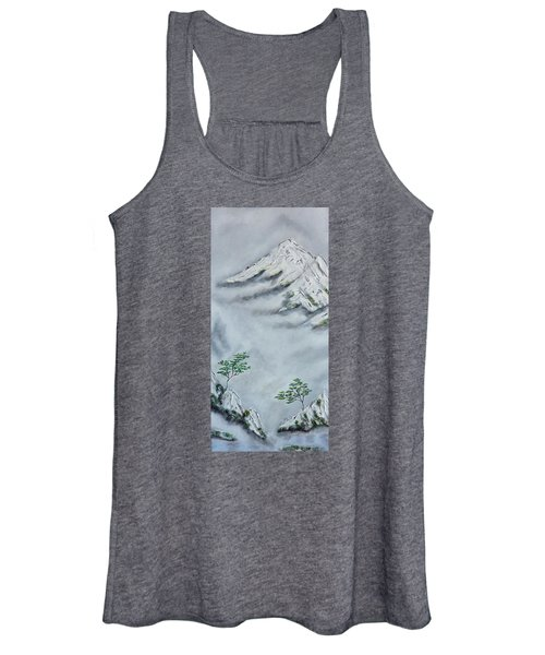 Morning Mist 2 Women's Tank Top