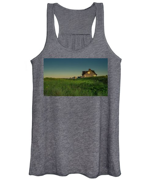 Morning Reflection Women's Tank Top