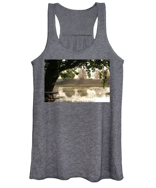 Morning Tranquility  Women's Tank Top