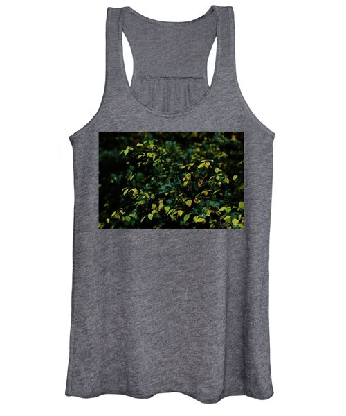 Moss In Colors Women's Tank Top
