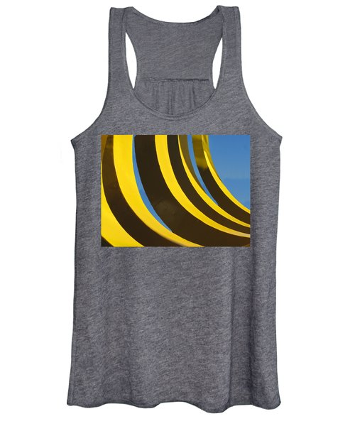 Mostly Parabolic Women's Tank Top