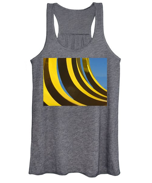 Women's Tank Top featuring the photograph Mostly Parabolic by Rick Locke
