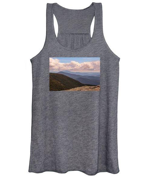 Mount Mansfield Vermont Women's Tank Top