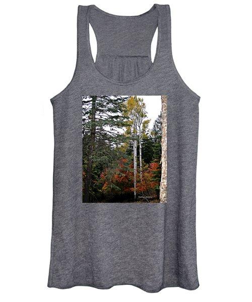 Mountain Autumn Women's Tank Top