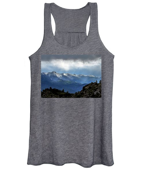 Mountain Moodiness Women's Tank Top
