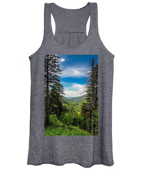 Mountain Pines Women's Tank Top