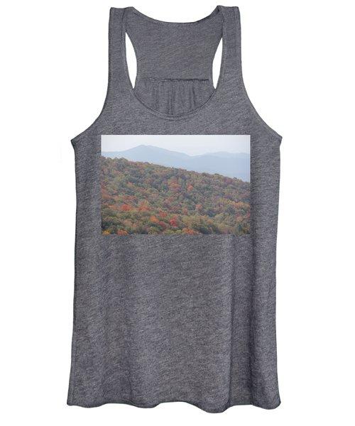 Mountain Range Women's Tank Top