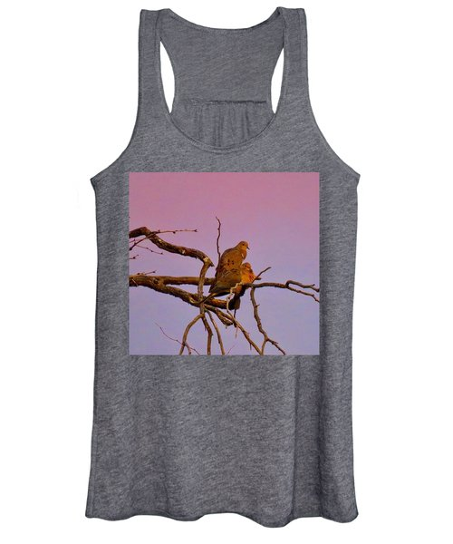 Mourning Doves Women's Tank Top