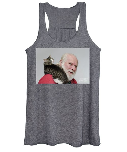 Ms Alexia And David Women's Tank Top