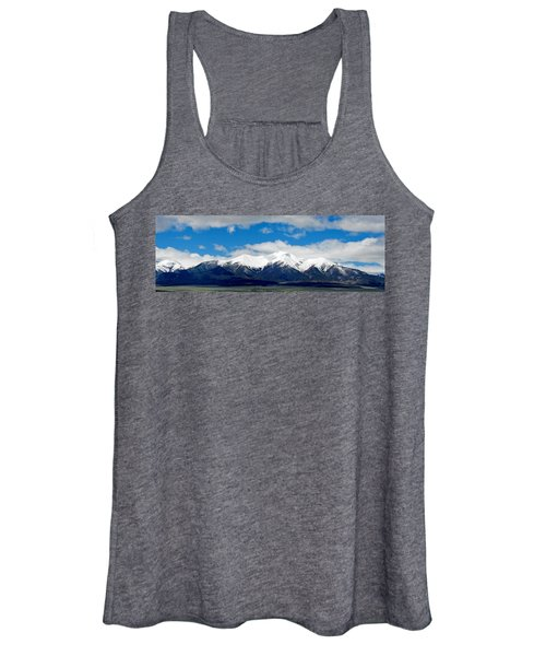 Mt. Princeton Colorado Women's Tank Top