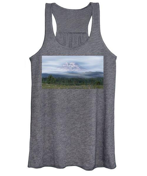 Mt. Rainier Women's Tank Top