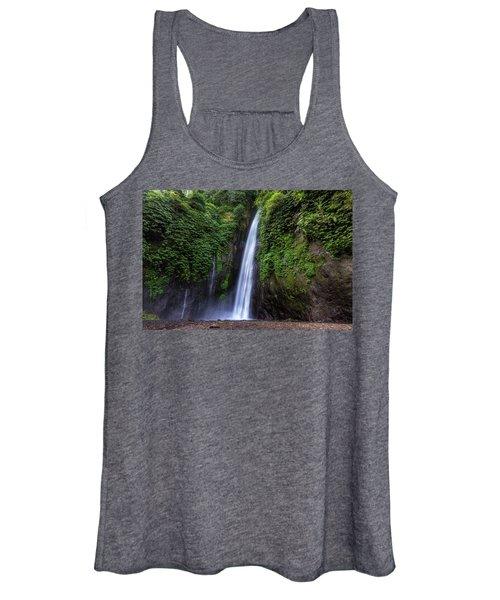 Munduk Waterfall - Bali Women's Tank Top