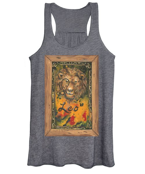 My Leo  Women's Tank Top
