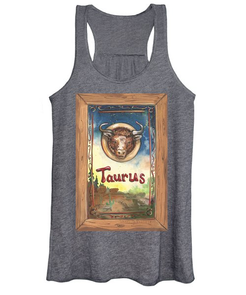 My Taurus Women's Tank Top