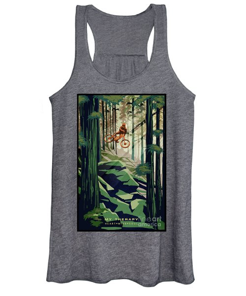 My Therapy Women's Tank Top