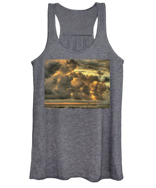 Myrtle Beach Seascape Women's Tank Top