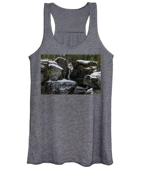 Nairn Falls, Winter Women's Tank Top