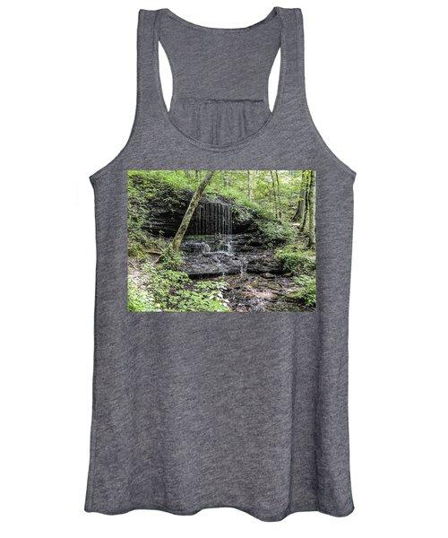 Natchez Trace Waterfall Women's Tank Top