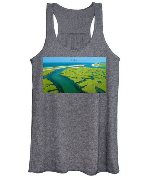 Nature Kayaking Women's Tank Top