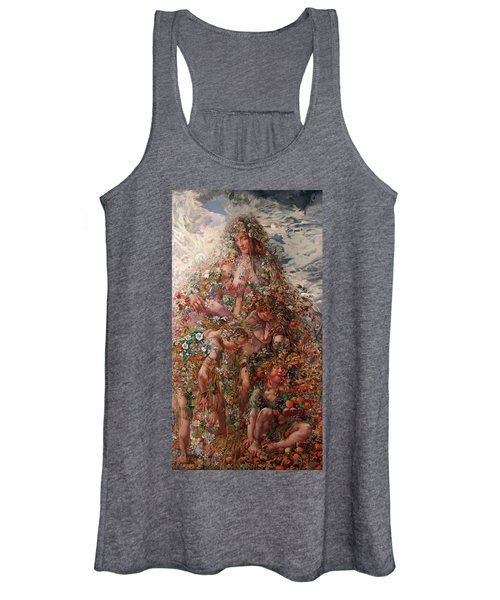 Nature Or Abundance Women's Tank Top