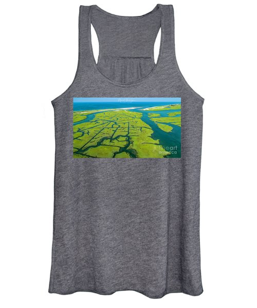 Natures Lines Women's Tank Top
