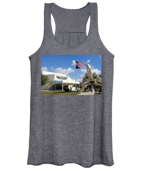 Naval Aviation Museum Women's Tank Top