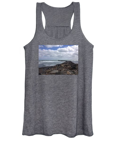 New England Jetty Women's Tank Top