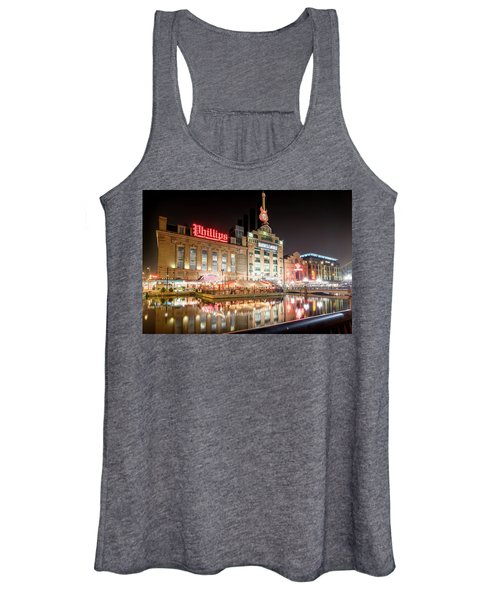 New Life Of Old Power Plant Women's Tank Top