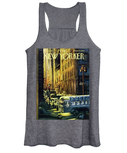 New Yorker July 23 1960 Women's Tank Top