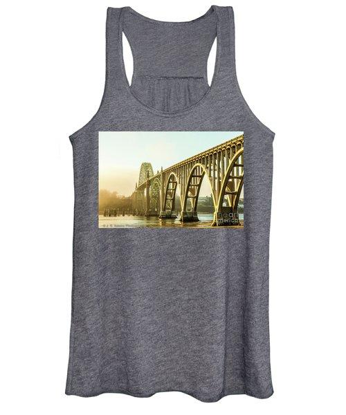Newport Bridge Women's Tank Top