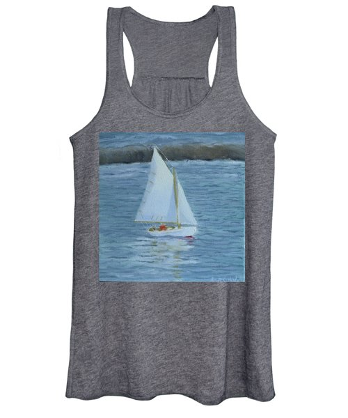 Nice Day For A Sail Women's Tank Top