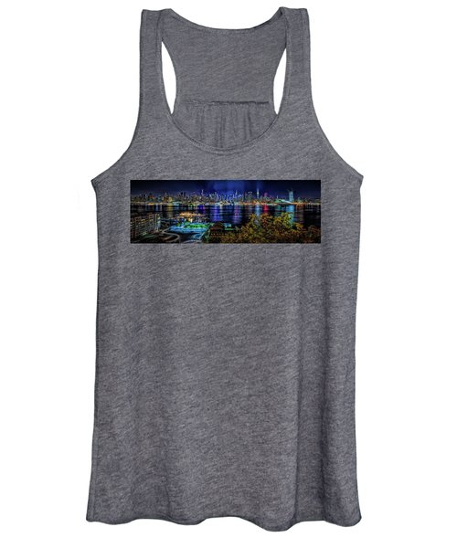 Night Beauty Women's Tank Top