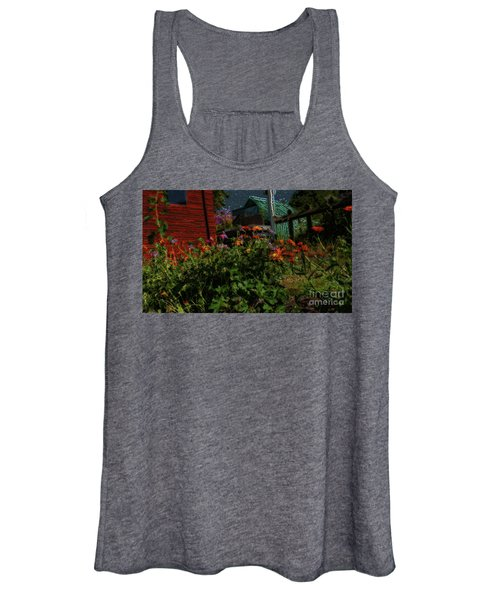 Night Shift For The Mice Women's Tank Top