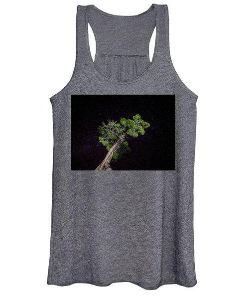 Night Tree Women's Tank Top