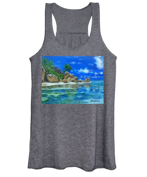 Nina's Beach Women's Tank Top