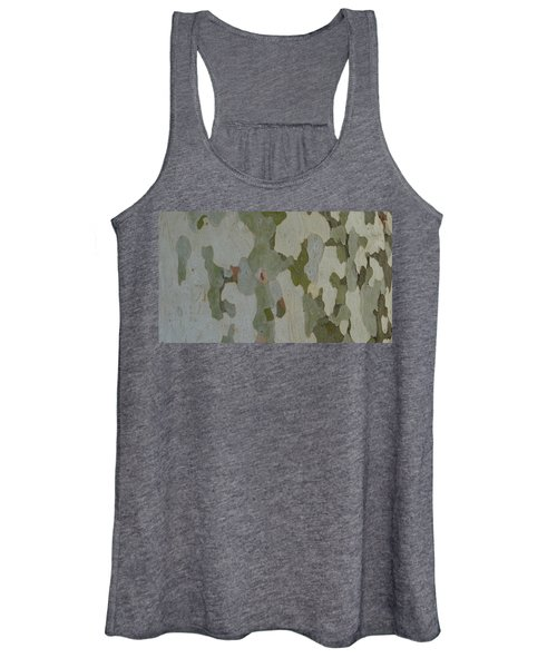 No Camouflage Women's Tank Top