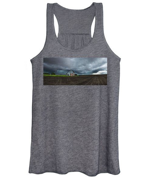 No Shelter Here Women's Tank Top
