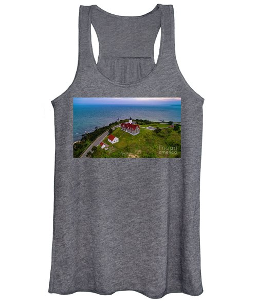 Nobska Point Lighthouse Women's Tank Top