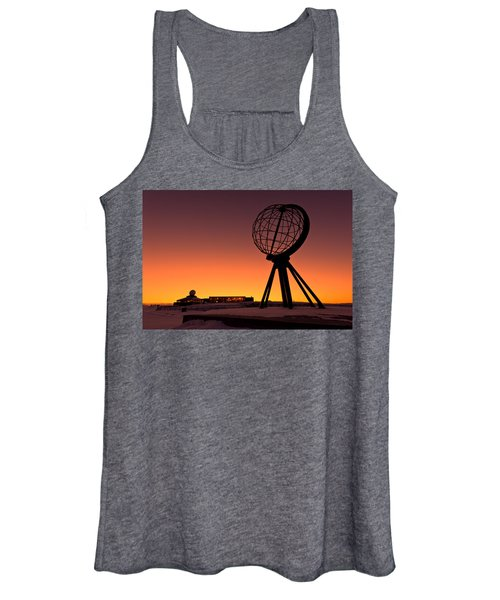 North Cape Norway At The Northernmost Point Of Europe Women's Tank Top
