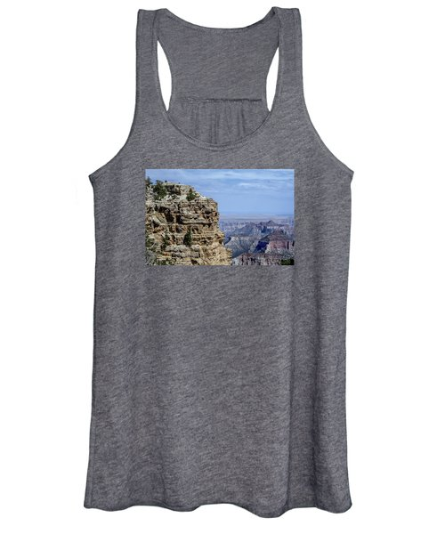 North Rim Layers Of Time Women's Tank Top