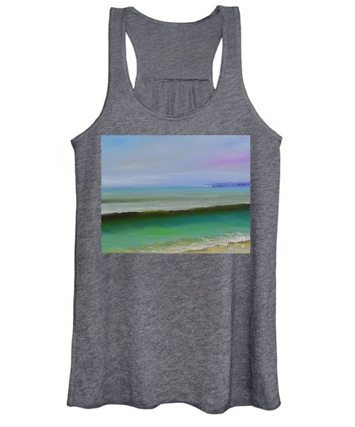 North To Dana Point Women's Tank Top