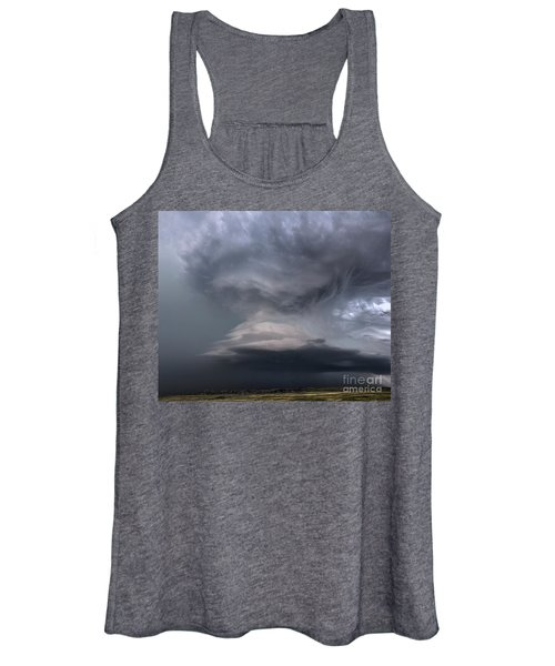 Northern Plains Beast Women's Tank Top