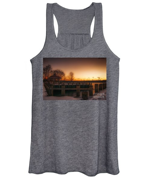 Northport Sunset Women's Tank Top