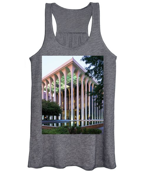 Nwnl Building At Dusk Women's Tank Top